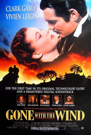 klassieke film 1 - gone with the wind