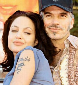Angelina Jolie Hooking Up With Billy Bob Thornton But Not Cheating On ...