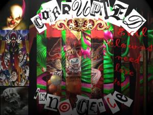 Pin Evil Clowns Need Love Too Pinterest