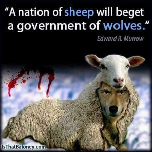 Beware wolves in sheep's clothing
