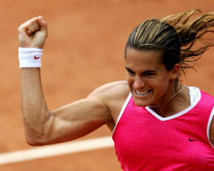 Amelie Mauresmo Pictures & Photos