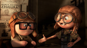 Everything Carl and Ellie