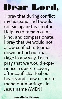 ... prayer-of-the-day-healing-after-conflict-in-marriage/ - Marriage, Love