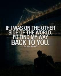 Id find my way back to you