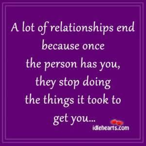 quotes about relationships ending
