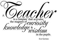 Math Teacher Quotes