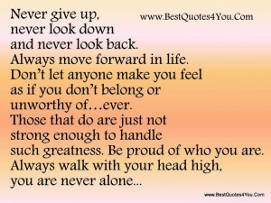 Proud of Your Son Quotes | you're moving on with your life and so ...
