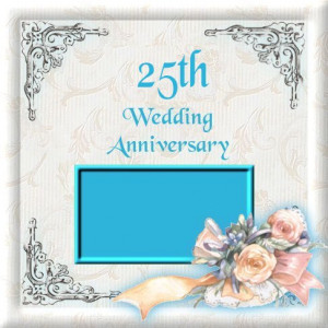 25th Wedding Anniversary Quotes Happy Quotesgram