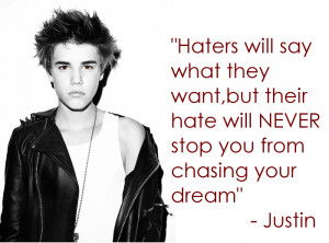 believe justin bieber quotes from believe justin bieber with quotes ...