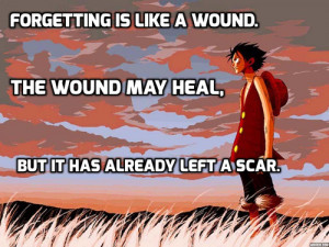 Anime quotes ONE PIECE Monkey D. Luffy Luffy monkey d luffy