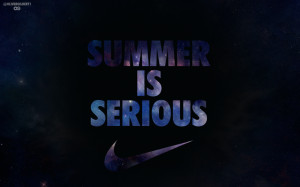 SummerIsSerious Nike Basketball