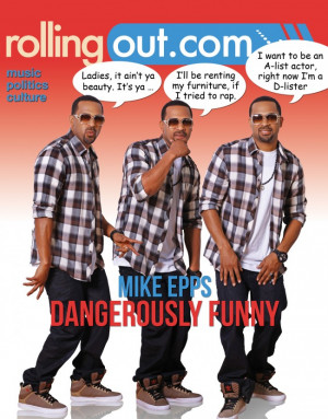 Mike-Epps 2012 Rolling Out cover