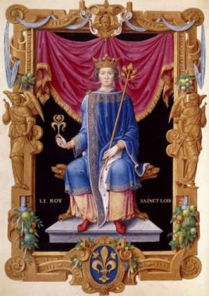 Prières à Louis IX, Saint-Louis Roi de France