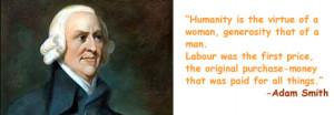 Adam Smith Philosophy