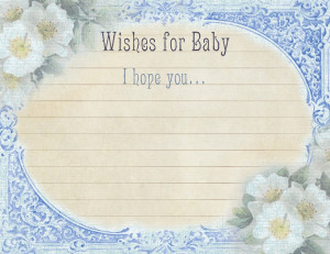 Welcome Baby Boy Quotes Well-wishes for the baby.