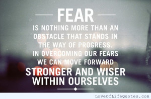 ... mahfouz quote on fear plato quote on making progress slow progress