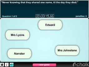 English literature app