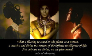 In Search of the Black Goddesses