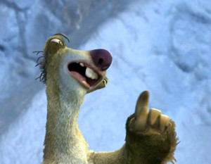 ice age sid quotes