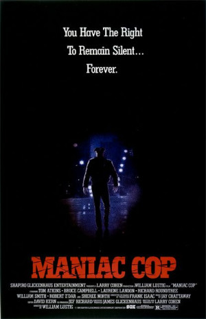 SCREENINGS IN NYC]: MANIAC COP (1988) & RELENTLESS (1989)