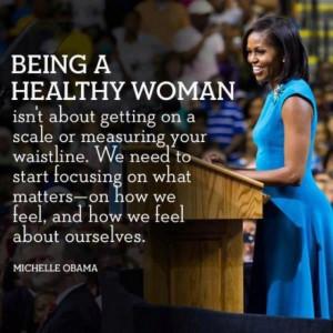 ... Michelle Obama