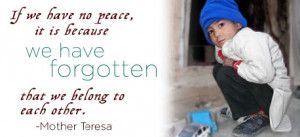Human Rights Human Rights Quotes - Mother Teresa