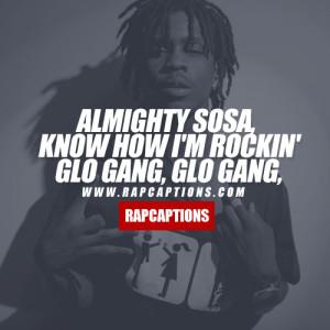 Verwandte Suchanfragen zu Chance the rapper quotes
