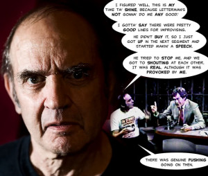 Harvey Pekar fumetti (photo comic)