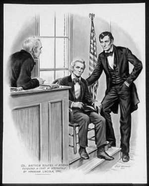 The Young Lawyer Lincoln