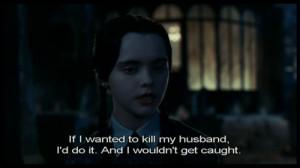 Wednesday Addams Family Values