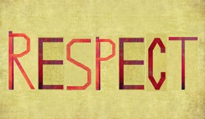 Respect plays a valuable role in both personal and professional ...