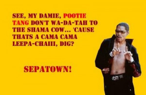 movies, there are disappointing movies, and then there's Pootie Tang ...