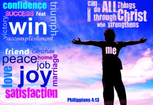 Inspirational Bible Verses in Pictures