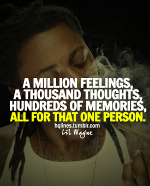 Free Quotes Pics on: Lil Wayne Tumblr Quotes About Love