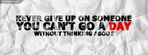 never give up quotes sports
