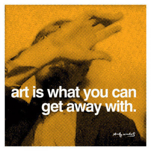 Warhol Quote Posters, Andy Warhol Quotes Posters | We Heart It