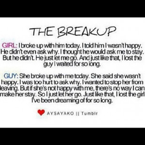 breakup quotes funny quotes about breakups never get jealous when you ...