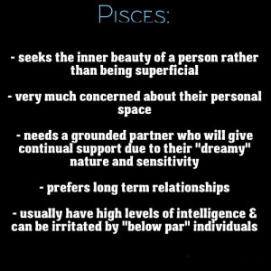 Funny+Pisces+Quotes | Pisces Seeks The Inner Beauty… by wendy ...