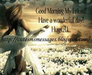 Good Morning SMS - Cute Text Messages