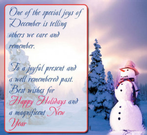 Happy Holiday wishes quotes and Christmas greetings quotes_32