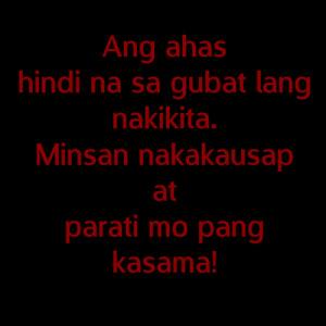 Mga Patama Quotes – Tagalog Banat Quotes
