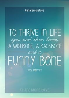 ... backbone and a funny bone. Reba McEntire https://lynbro.le-vel.com