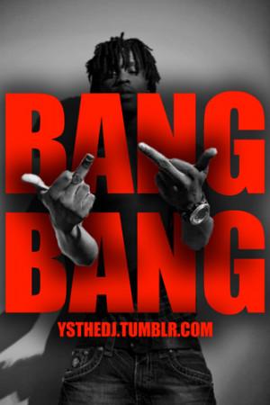 fake art #Chief Keef #Bang Bang #Three Hunna #Hip-Hop