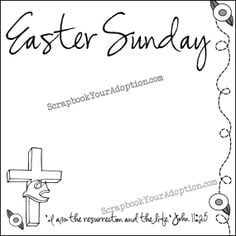 Download, Easter, Cutest Photos, Adoption Mommy, Adoption Scrapbook ...