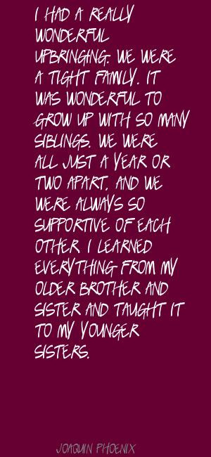 Older Brother Quotes   quoteeveryday.com