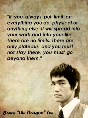 ... are the kicks once but fear the man bruce lee lifehack quotes Pictures