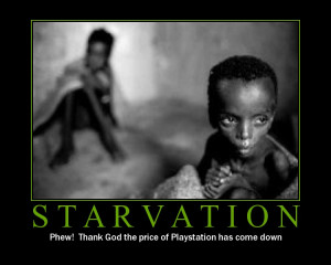 Starvation Quotes