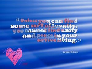 Josiah Royce, US writer and philosopher