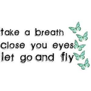 take a breath quote