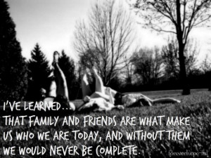 Family relationships quotes and sayings nice love